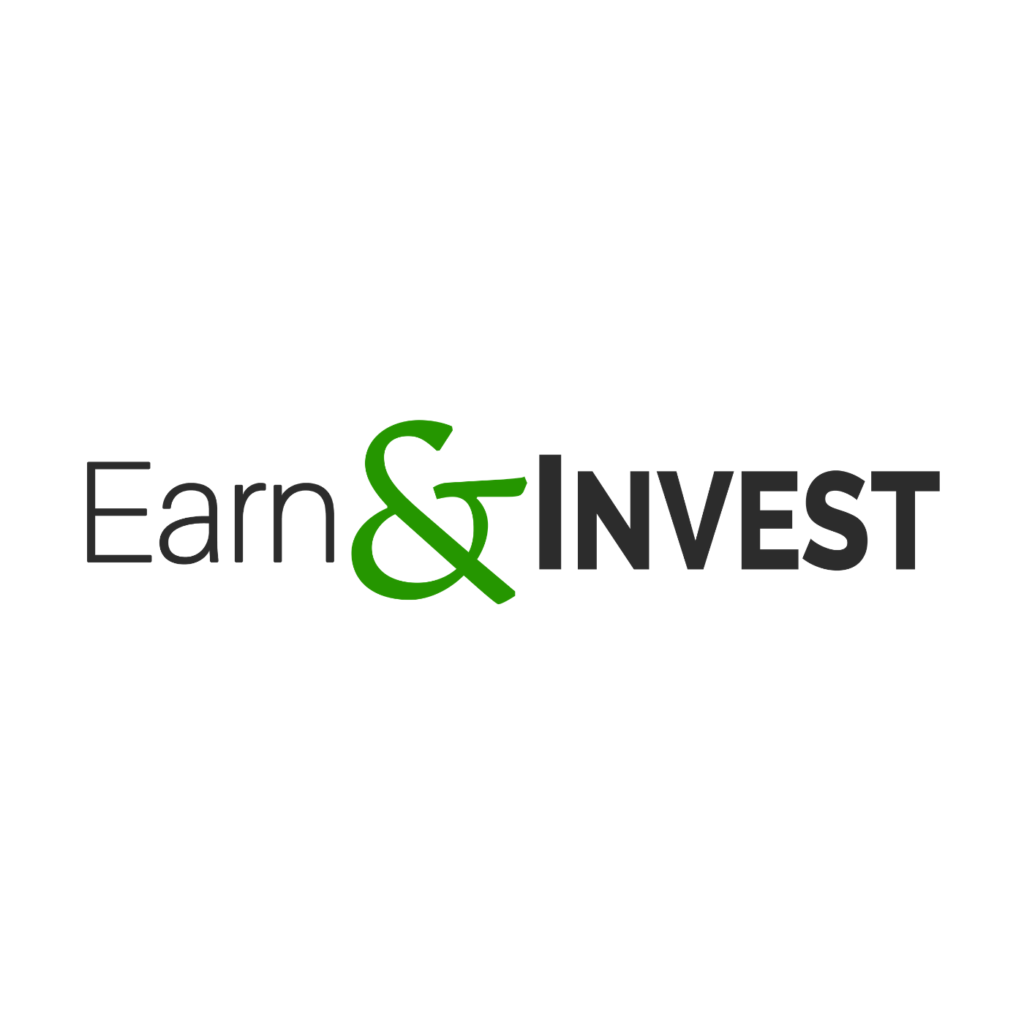 Earn & Invest podcast logo