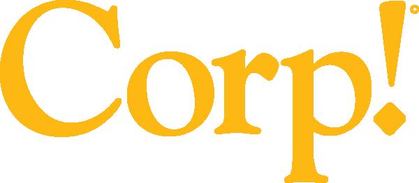 Corp magazine logo